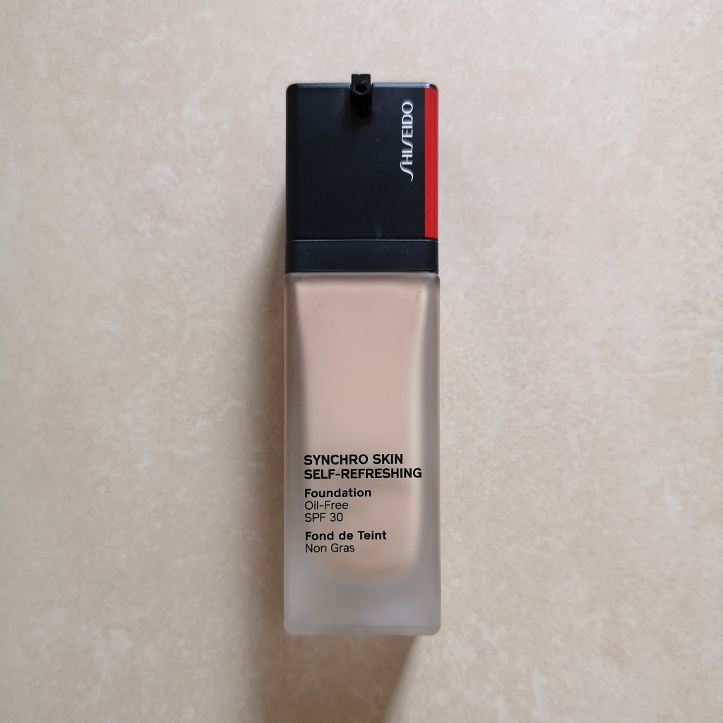 SYNCHRO SKIN SELF-REFRESHING Foundation, 330 - SHISEIDO MAKEUP, Fondos